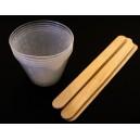 Kit pahare si spatule pentru ice resin
