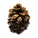 (1 bucata) Conuri de brad natur 10-13cm