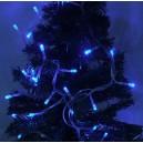 DISPONIBIL 1 BUCATA - Instalatie luminoasa interior brad 40 becuri albastre