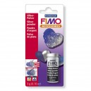 Fimo Metallic powder silver 3 grame - 8708 BK
