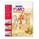 Fimo Leaf metal copper 7 bucati - 8780-26