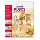Fimo Leaf metal abalone 7 bucati - 8780-91