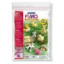 Fimo Clay mould Farm animals - 8742 01
