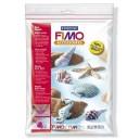 Fimo Clay mould Sea shells - 8742 08