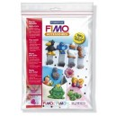 Fimo Clay mould Funny animals - 8742 09