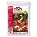 Fimo Clay mould Christmas deco - 8742 35