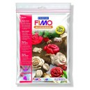Fimo Clay mould Roses - 8742 36