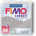 DISPONIBIL 1 BUCATA - Fimo Effect Light silver 56 grame - 8020-817