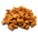 (60 grame) - Pietricele decorative caramel 4-8cm