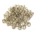 MFR357 - Rondele cristal fatetate miere 6*4mm