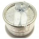 CCI02 - Cutie cadou argintie pentru inel 5.5*3.5cm