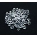 MFS614 - Cristale clear sfere fatetate 6mm