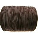 SNY1.5mm-05 - Snur nylon maro ciocolata 1.5mm