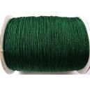 SNY1.5mm-06 - Snur nylon verde padure 1.5mm
