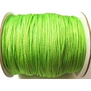 SN1.5mm-08 - Snur nylon verde neon 1.5mm