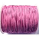 SNY1.5mm-22 - Snur nylon roz zmeura pal 1.5mm