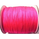 SN1.5mm-25 - Snur nylon roz neon 1.5mm