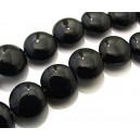 PSE233 - Agate negre banut 14mm