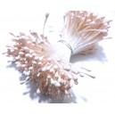 STA1-2mm-26 - (10 buc.) Stamine roz pal mat 1-2mm