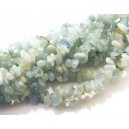 CHP50 - Chipsuri aquamarine 3-5mm/80-81cm