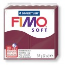 Fimo Soft merlot 56 grame - 8020-23
