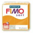 Fimo Soft sunny orange 56 grame - 8020-41