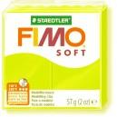 Fimo Soft green lime 56 grame - 8020-52