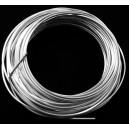 SNT19 - Sarma non-tarnish argintie 1.25mm - 3.10 metri