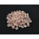 MFR687 - Rondele cristal fatetate piersica efect AB 6x4mm