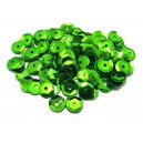 PAH-7MM-06 - (1.10 grame) Paiete hexagonale verde olive 7mm