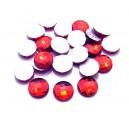 SLC01-02 - Strasuri hotfix rosii 8mm