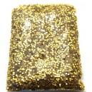 DISPONIBIL 1 PUNGA 16.22 GRAME - PAR1-1.5MM-15 - Paiete rotunde fara gaura aurii 1-1.5mm
