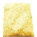 DISPONIBIL 1 PUNGA  GRAME - PAR1-1.5MM-33 - Paiete rotunde fara gaura crem efect AB 1-1.5mm