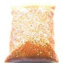 DISPONIBIL 1 PUNGA  GRAME - PAR1-1.5MM-46 - Paiete rotunde fara gaura portocaliu corai efect AB 1-1.5mm