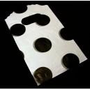 PCP15*9cm-53 - Punga cadou plastic 15*9cm - STOC FOARTE LIMITAT!!!
