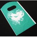 PCP15*9cm-77 - Punga cadou plastic 15*9cm - STOC FOARTE LIMITAT