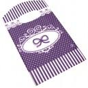 PCP15*9cm-81 - Punga cadou plastic 15*9cm - STOC FOARTE LIMITAT