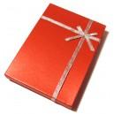 CCS-Y-03 - Cutie cadou rosie pentru set 18*13*3.3cm