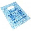PCP18*13cm-20 - Punga cadou plastic 18*13cm