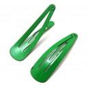 Agrafa clips verde 47*13.5mm