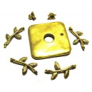 DISPONIBIL 1 SET - MX449 - Set accesorii auriu antic