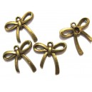Charm fundita bronz antic 26*25mm