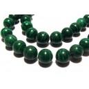 PSXX-01 - Malachit de sinteza verde sfere 10mm