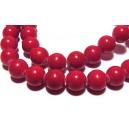 PSXX-05 - Jad rosu sfere 10mm