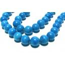 PSXX-06 - Jad albastru intens sfere 10mm