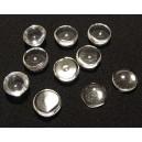 CST11DEF - Cabochon sticla transparent 10mm - STOC LIMITAT