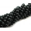 Agate negre sfere 6mm