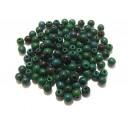 (10 buc.) Chrysocolla verde sfere 4.5mm