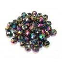 MFR377 - Cristale multicolor efect AB rondele fatetate 6*4mm
