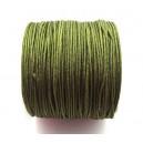 SNY1mm-07 - (1 metru) Snur nylon olive 1mm